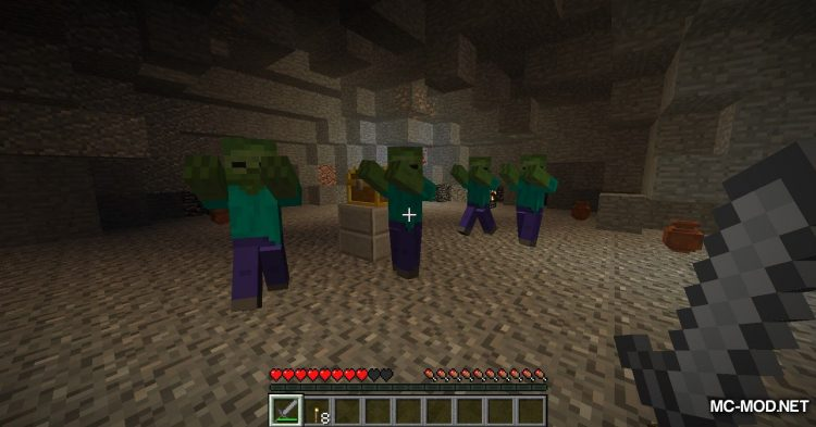 Cave Expansion Mod mod for Minecraft (11)