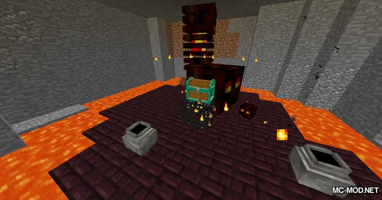 Cave Expansion Mod mod for Minecraft (12)