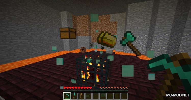Cave Expansion Mod mod for Minecraft (14)