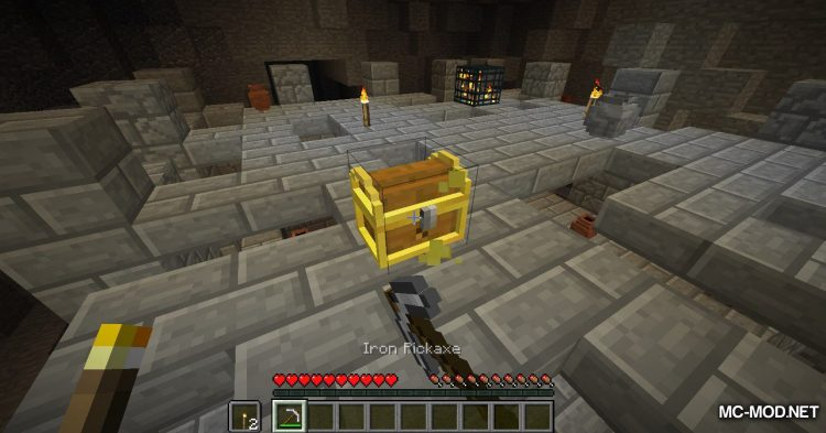 Cave Expansion Mod mod for Minecraft (9)