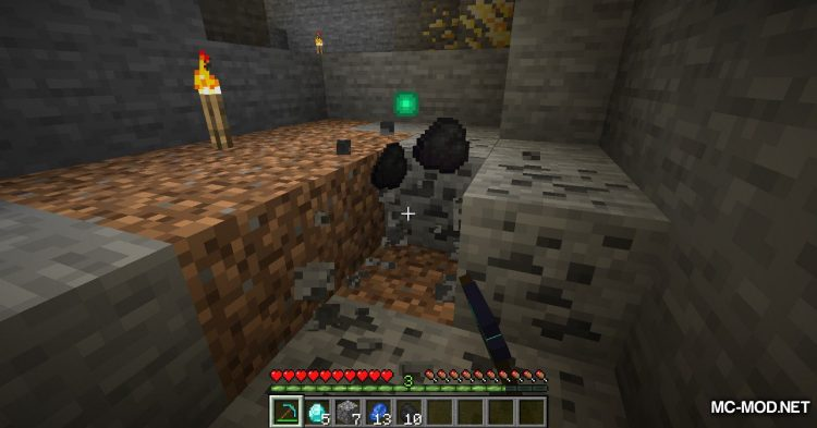 Compact Ores mod for Minecraft (12)