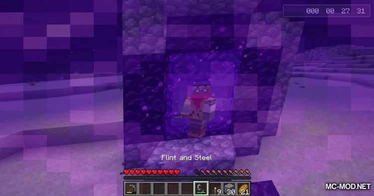 Countdown mod for Minecraft (7)