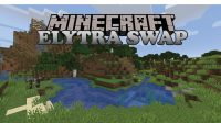 Elytra Swap mod for Minecraft logo
