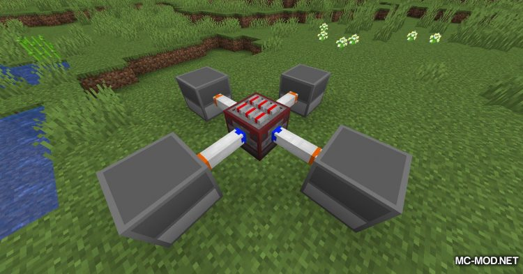 Extended Furnace mod for Minecraft (10)