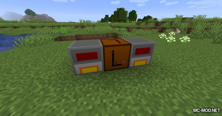 Extended Furnace mod for Minecraft (11)