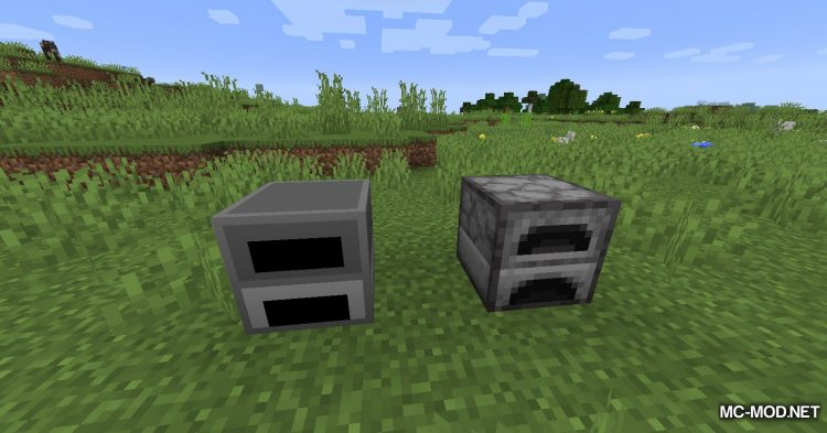 Extended Furnace mod for Minecraft (3)