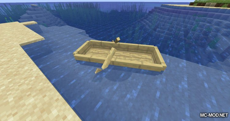 Extra Boats mod for Minecraft (12)