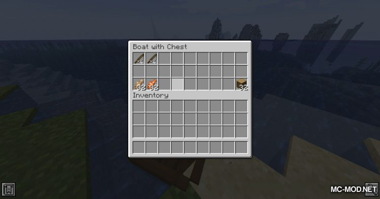 Extra Boats mod for Minecraft (6)