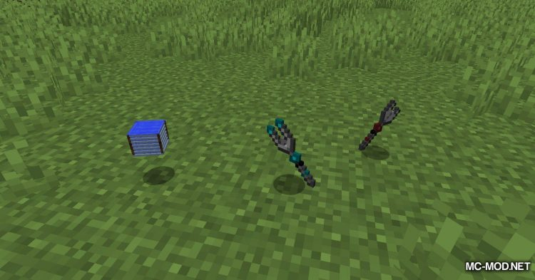 Gardening Tools mod for Minecraft (5)