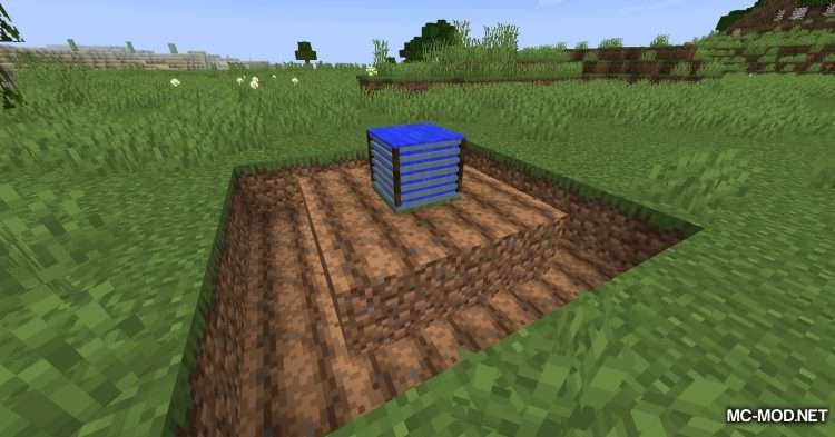 Gardening Tools mod for Minecraft (6)