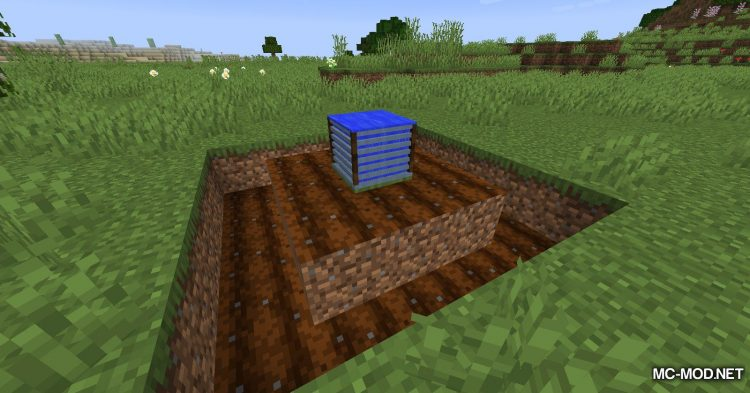 Gardening Tools mod for Minecraft (7)