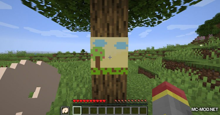 Joy of Painting mod for Minecraft (7)