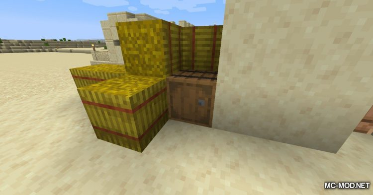 Metal Barrels mod for Minecraft (2)