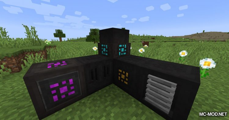 Powah mod for Minecraft (15)