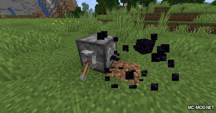 Redstone Bits mod for Minecraft (10)