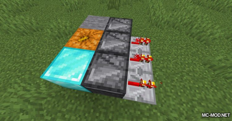 Redstone Bits mod for Minecraft (14)