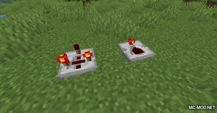 Redstone Bits mod for Minecraft (15)