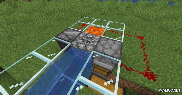 Redstone Bits mod for Minecraft (16)