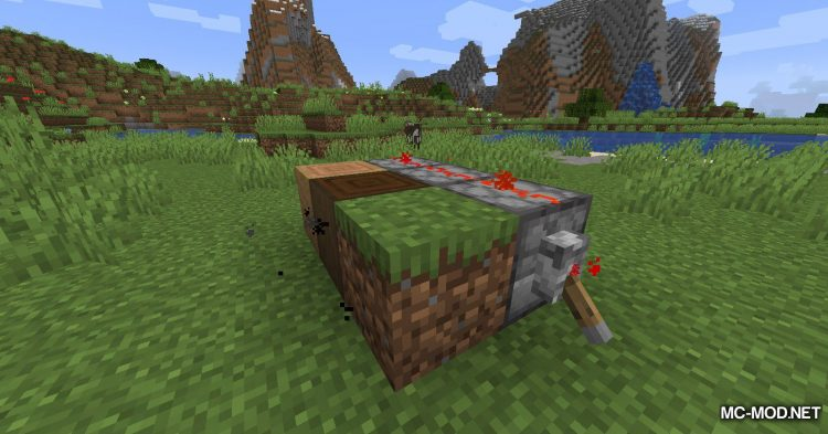 Redstone Bits mod for Minecraft (5)