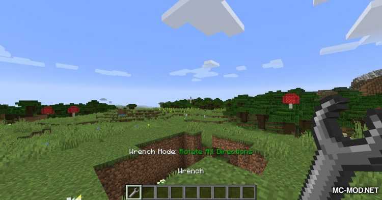 Resolute mod for Minecraft (14)