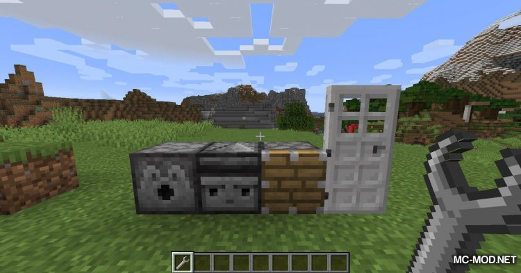 Resolute mod for Minecraft (16)