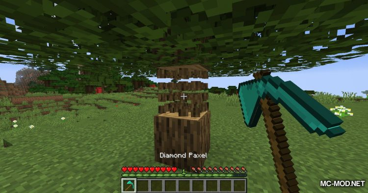 Resolute mod for Minecraft (3)