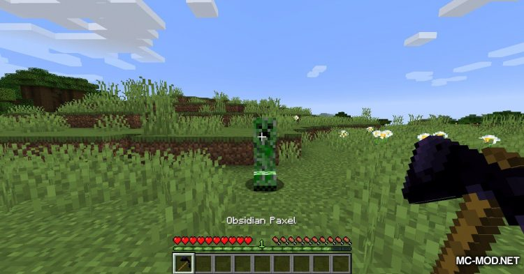 Resolute mod for Minecraft (7)