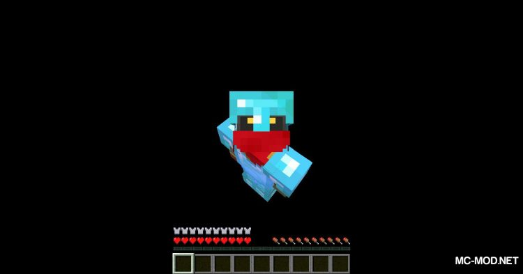 Soulbound mod for Minecraft (10)
