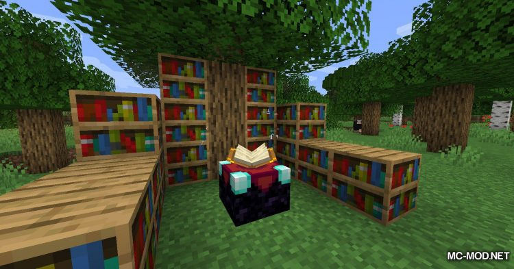 Soulbound mod for Minecraft (2)