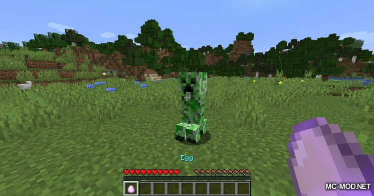 Soulbound mod for Minecraft (5)