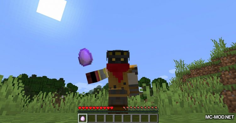 Soulbound mod for Minecraft (7)