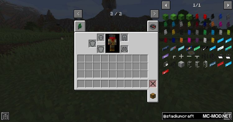 StadiumCraft mod for Minecraft (13)