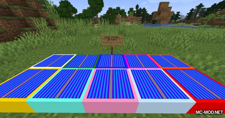 Thermal Solars mod for Minecraft (11)