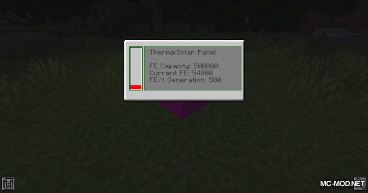 Thermal Solars mod for Minecraft (9)