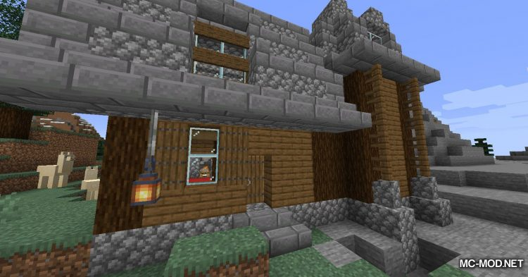 Blue Skies mod for Minecraft (1)