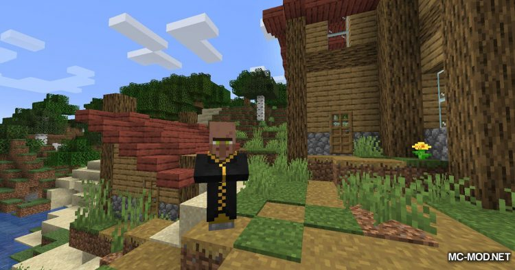 Blue Skies mod for Minecraft (23)