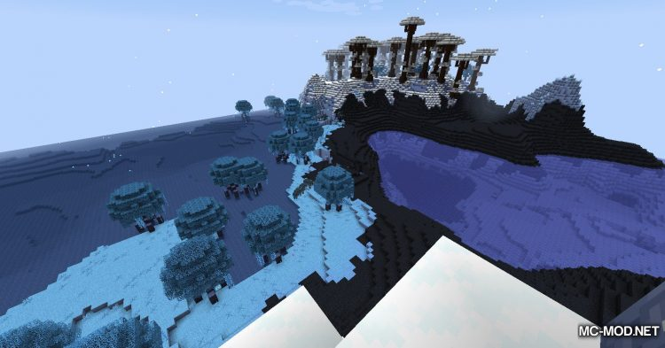 Blue Skies mod for Minecraft (24)