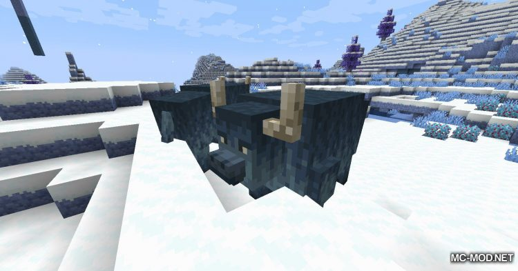 Blue Skies mod for Minecraft (9)