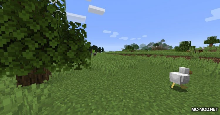 CubePlus mod for Minecraft (2)