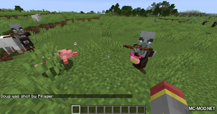 DogTags mod for Minecraft (7)