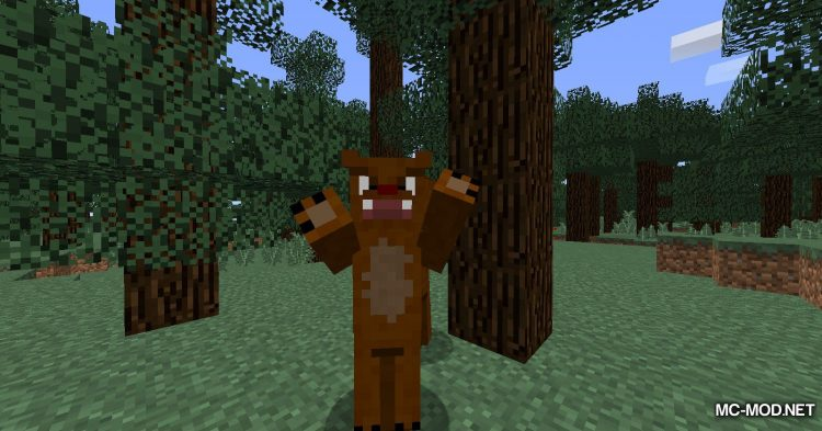 EllitopiaBears mod for Minecraft (2)