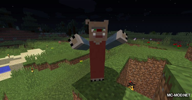 EllitopiaBears mod for Minecraft (5)