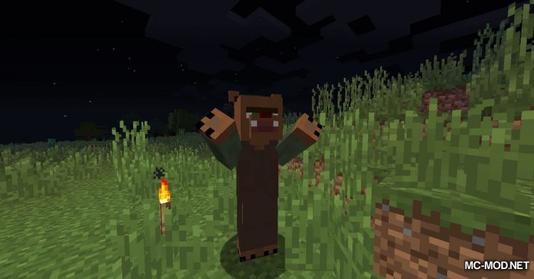EllitopiaBears mod for Minecraft (7)