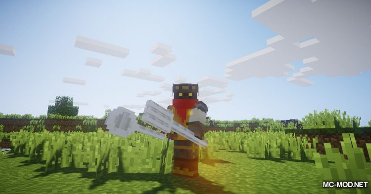 Giant Cutlery mod for Minecraft (11)