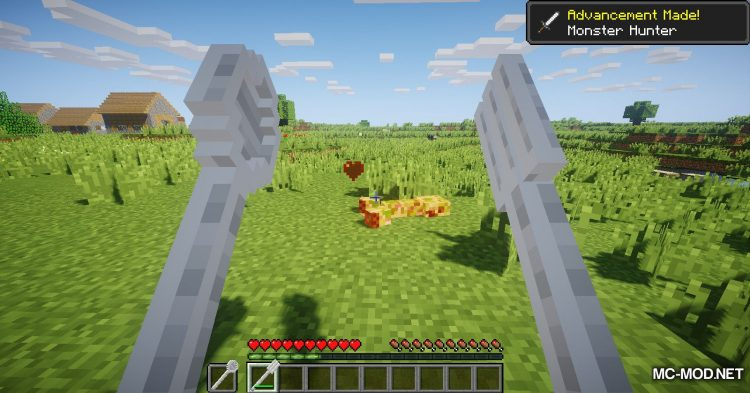 Giant Cutlery mod for Minecraft (13)
