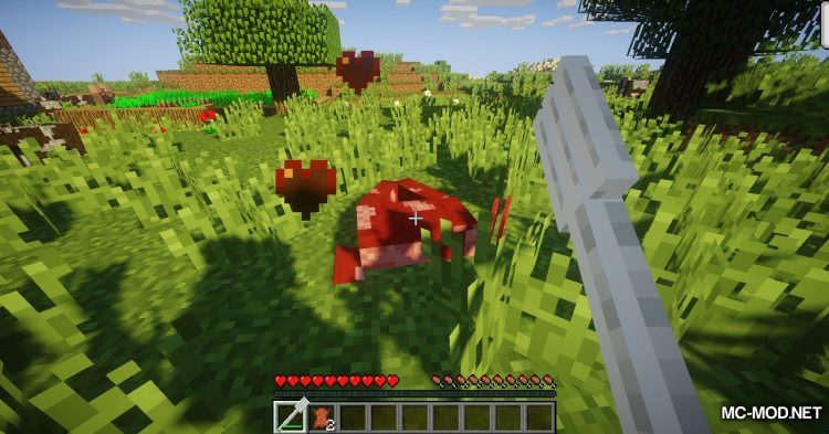 Giant Cutlery mod for Minecraft (9)