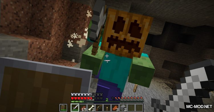 Menacing Monsters mod for Minecraft (11)