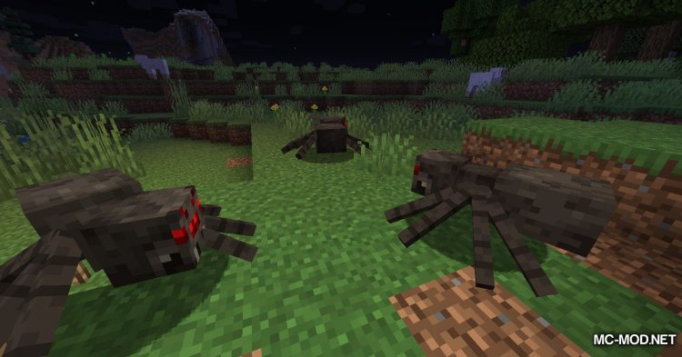 Menacing Monsters mod for Minecraft (2)