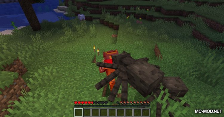 Menacing Monsters mod for Minecraft (3)