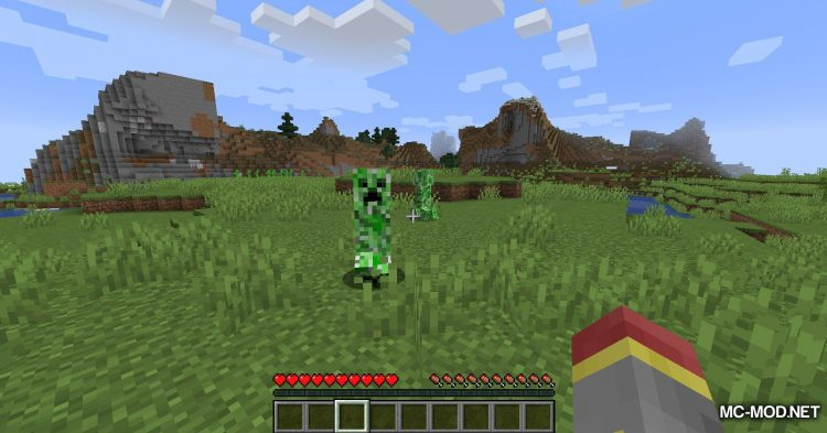 Menacing Monsters mod for Minecraft (5)